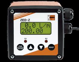 zed-z-zubehoer.png: Elettronica per totalizzazione ZED-Z